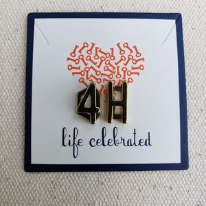 Keep Collective *Gold 4H* Charms